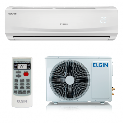 Ar-condicionado Split Hi-Wall Elgin Eco Plus 12000 Btu/h 220V Frio